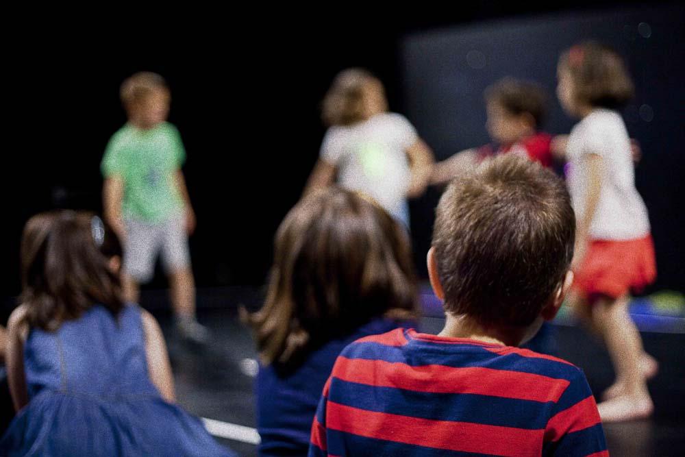 Escuela Cuarta Pared_Educacion primaria - Sala Cuarta Pared