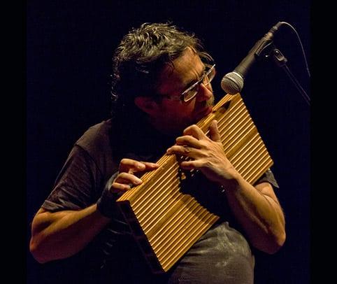 Eliseo Parra y Xabi Lozano