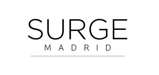 LOGO SURGE MADRID